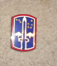 COMBAT SERVICE ID.BADGE, 172ND STRYKER BRIGADE COMBAT TEAM