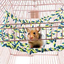 Papagei Spielzeug Vogel Papageienspielzeug Hanfseil Netz Kletternetz Hängematte