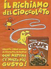 X1894 Chocapic - Nestlè - Pubblicità del 1994 - Vintage advertising