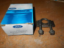 NOS 1980 - 1993 FORD MUSTANG 5.0L 302 V8 EXHAUST AIR TUBE BOLT AND CLAMP ASSEMBL