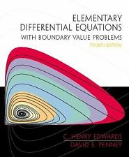 Differential Equations and Boundary Value Problems: Computing and Modeling (2nd
