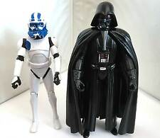DARTH VADER & CLONE TROOPER • C9 • STAR WARS VINTAGE COLLECTION