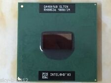 Intel Pentium  M 745 1.8/2M/400 Single-Core  Processor CPU tested