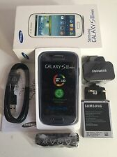 BRAND NEW Samsung Galaxy S3 Mini GT-I8190 8GB Pebble Blue ( Unlocked)