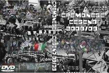 DVD CREMONESE-CESENA 2008-2009 (ULTRAS,WSB,MAD MEN,SCONVOLTS,BRESCIA,MAGIC FANS)