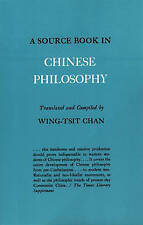 A Source Book in Chinese Philosophy by Princeton University Press (Paperback, 19