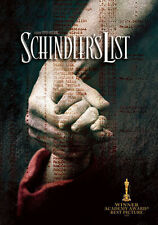 Schindler's List (DVD, 2004) (liam neeson ben kingsley) (very good condition)