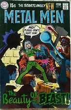 METAL MEN #39 VF- 7.5 DC 9/1969