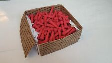 Large Lot of 200 Durham Chicken Pluckers Red Feather Plucker 14.3 lbs $69 !!