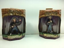 2 Harry Potter Enesco Collectible Christmas Ornaments Ron And Hermoine