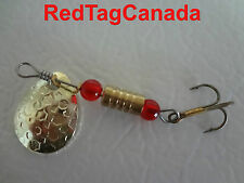 45mm 3g Fishing Lures Treble Hook Paillette Bait - Canada