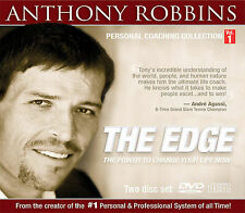 The Edge: The Power to Change Your Life Now [CD/DVD] by Tony Robbins (CD,...