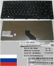 Tastiera Qwerty Russo ACER AS3810T 4810T 4410 NSK-AM10R 9J.N1P82.10R