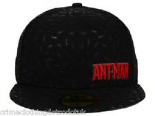 "Marvel ""Ant-Man"" Ant All Over 59FIFTY Mens Fitted Cap Hat size 7 3/8 or 58.7cm"