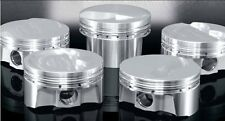 CP Carrillo Pistons Chevy SB2.2 Flat Top  S2504 4.155 -6.2cc