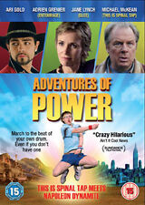 ADVENTURES OF POWER - DVD - REGION 2 UK