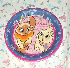 SAGWA THE CHINESE  SIAMESE CAT~~ 8-PAPER LUNCH PLATES  PARTY SUPPLIES