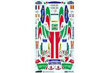 TAMIYA 1/24 Decal set (a+b) 24209 Toyota Corolla WRC C. Sainz / D. Auriol