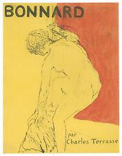 Pierre Bonnard 1927 pochoir