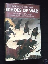 Echoes of War-Robert Gidding-Troy to the Gulf-1992-1st, Military History