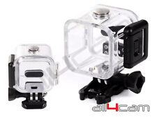 Dive Housing for GoPro HERO4 Session Underwater Waterproof Case 30m