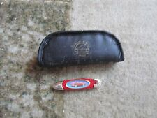 1957 BELAIR CHEVROLET COLLECTOR'S KNIFE FRANKLIN MINT EXCELLENT CONDITION