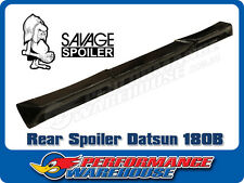 REAR SPOILER DATSUN 180B MADE OF FLEXIBLE RESILIENT SUPER STRONG RONFALIN