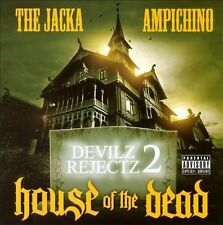 The Jacka & Ampichino - Devilz Rejectz 2: House Of The Dead CD NEW Mistah Fab
