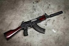 Russian Soviet Weapon Poster Print AK 74 AKM Military Home Design Decor #6