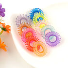 Hot Sale!New 10Pcs Girls Elastic Phone Wire Hair Tie Band Rope Hair Accessories