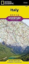 National Geographic Adventure Map: Italy 3304 by National Geographic Maps...