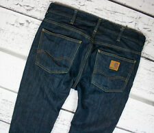CARHARTT TEXAS PANT STRAIGHT EXCELLENT MENS JEANS 34/34 88 CM