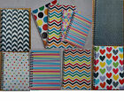 A4 A5 A6 RULED LINED NOTEBOOK NOTE NOTEPAD SOFT PAD LINES WRITING BOOK - various