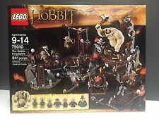 LEGO 79010 The Hobbit The Goblin King Battle SEALED (Retired)