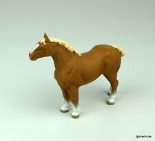 Preiser Elastolin 47024 Pferd belgisch - 1 Figur für LGB Piko Pola Spur G