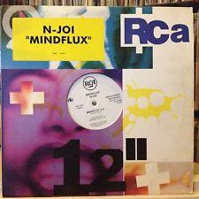 "[EDM]~NM 12""~N-JOI~Mindflux~[6:41]~Malfunction~[4:20]~[1991~RCA~WLP]~"