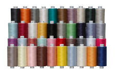 40 COLOURS MOON POLYESTER SEWING THREAD COTTON