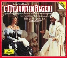 L'Italiana In Algeri-Comp Oper - G. Rossini (1989, CD NEUF)