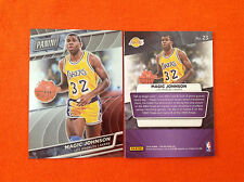 2016 Panini National VIP Gold Chrome Base MAGIC JOHNSON Lakers #23