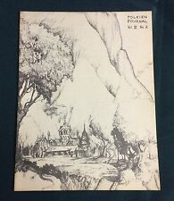 "Rare 1967 ""Tolkien Journal"" vol. 3 #2 Hobbit - Lord of the Rings Fanzine J.R.R."