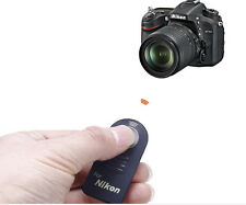 Wireless IR Remote Control ML-L3 para Nikon D5100 D5200 D3200 D3300 D7000 D90