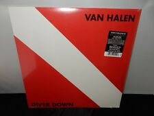 Diver Down LP by Van Halen VINYL 2015 New Sealed REMASTERED from Analog Tape
