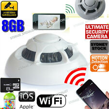 IP Camera Wireless WIFI Alarm Home Security Systems Anti Theft (no Spy Hidden