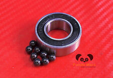 2pc 608-2RS (8x22x7 mm) Hybrid CERAMIC Ball Bearing Bearings 608RS 8*22*7 608