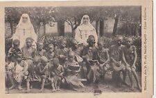 BF19052 missions des p p du saint esprit classe  child africa front/back image
