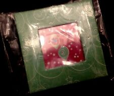 Creative Memories picture frame 2x2 Christmas