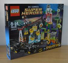 LEGO DC COMICS SUPER HEROES JOKERLAND 76035 Batman Harley Quinn The Penguin NEW
