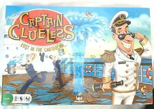 New Captain Clueless Lost in the Caribbean Board Game  Great Gift!