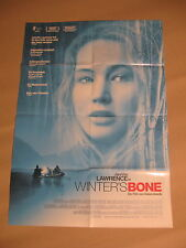 WINTER´S BONE - Poster Plakat - Jennifer Lawrence John Hawkes
