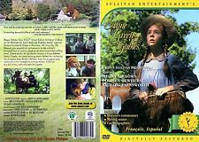 Anne of Green Gables ~ New DVD 2003 ~ Megan Follows, Richard Farnsworth (1985)